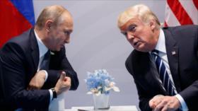 Biden: Putin lleva a Trump de un lado a otro como un cachorro canino