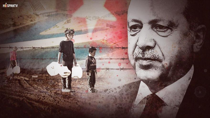 El oro azul; arma secreta de Turquía para presionar a Siria | HISPANTV
