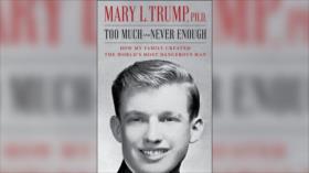 Revelador libro tacha a Trump del hombre más peligroso del mundo