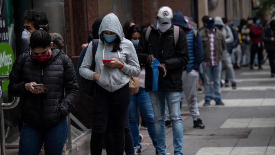 ONU: 45 millones de latinoamericanos caerán en pobreza por COVID-19