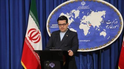 Irán refuta mentiras de EEUU sobre envío de armas a Yemen