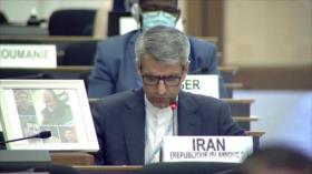 Irán alerta: Terrorismo de Estado de EEUU arriesga la paz mundial