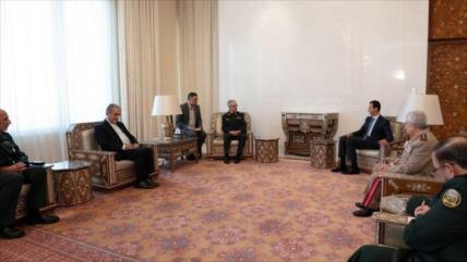 Al-Asad: Acuerdo militar con Irán es fruto de nexos a largo plazo