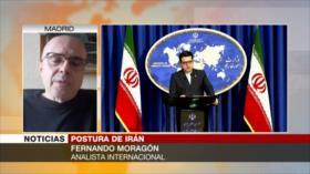 Moragón: EEUU recurre a mentiras para destruir la imagen de Irán