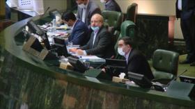 Parlamento de Irán, satisfecho con gestión de Rohani ante pandemia