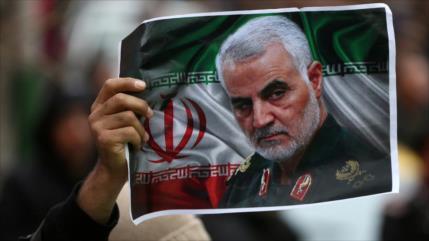 Irán: EEUU muestra que teme más que antes al general Soleimani