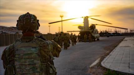 Parlamentario iraquí exige la expulsión de las fuerzas de EEUU