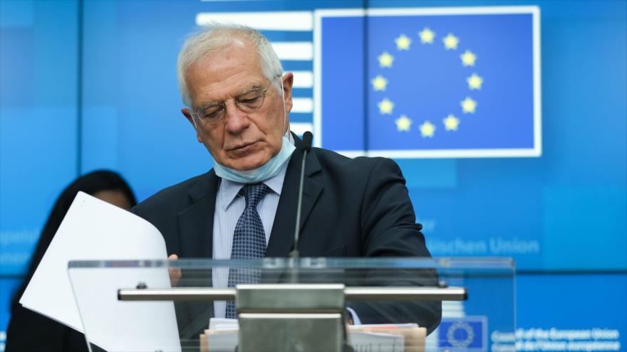 UE: Israel viola derecho internacional con su expansionismo | HISPANTV