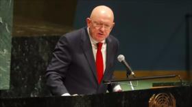 'EEUU nunca logrará extender su embargo de armas contra Irán'