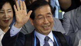 Policía halla el cadáver de alcalde de Seúl
