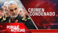 El porqué de las noticias: Violación a Derecho Internacional. Justicia contra Trump. Paz en Colombia