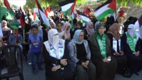 Palestinos rechazan plan israelí de anexión de Cisjordania ocupada