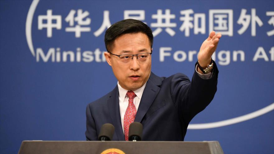 China dice que dará una respuesta recíproca a sanciones de EEUU