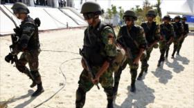 Egipto responde a ejercicios navales turcos con masivas maniobras
