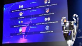 El cuadro definitivo de Champions League ya está completo