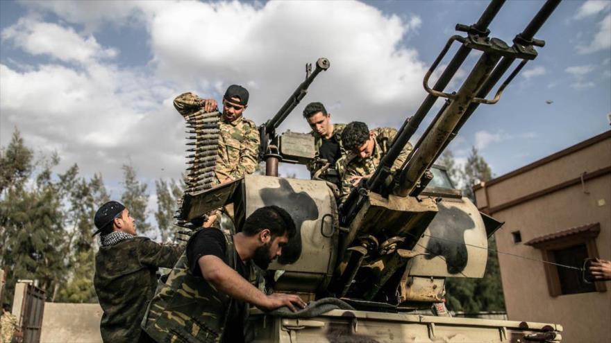 OSDH: Turquía tiene un Ejército de 10 000 rebeldes sirios en Libia | HISPANTV