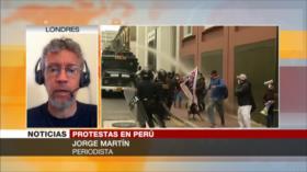 Martín: Economía de Perú depende de inversión extranjera