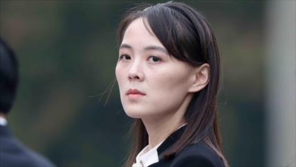 Hermana de líder norcoreano ve 'inútil' una nueva cumbre Trump-Kim