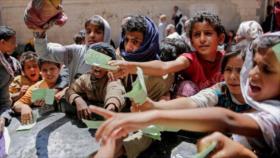 ONU: 10 millones de yemeníes al borde de hambruna por agresión saudí