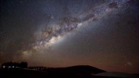 Astrónomos hallan una de las mayores estructuras cósmicas