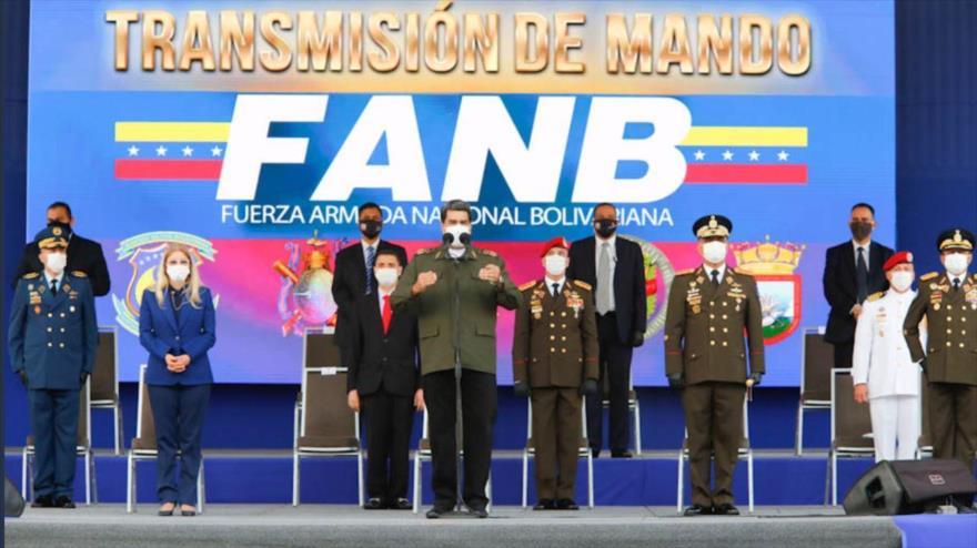 Maduro: Trump lanza campaña sucia contra Venezuela para reelección