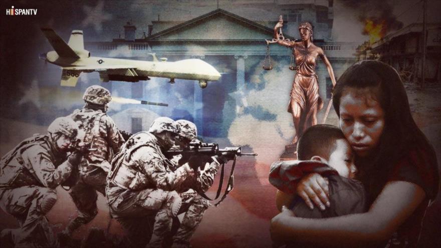 ¿Los DDHH alcanzan a todos?; un vistazo a los crímenes de EEUU | HISPANTV