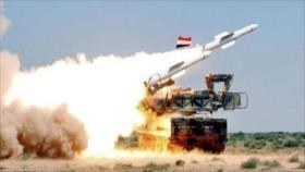 Revelado: Irán ayuda a Siria a repeler ataques aéreos de Israel