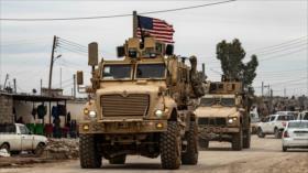 Ejército sirio obliga a militares de EEUU a retirarse en Al-Hasaka
