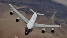 Aviación rusa intercepta avión espía de EEUU sobre el mar de Japón