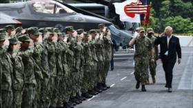 Cierran dos bases militares de EEUU en Okinawa por la COVID-19