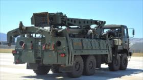 Nuevo sistema S-500 ruso puede derrocar cazas furtivos de EEUU