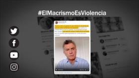 Etiquetaje: Macristas generan violencia en Argentina