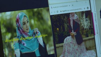 Exposición virtual de hiyab se celebra en Irán