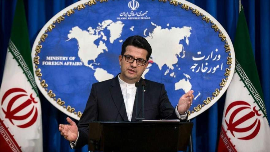 Irán insta a Europa a no ceder ante EEUU sobre embargo de armas