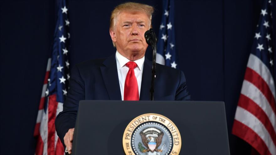 """Senador republicano acusa a Trump de """"corrupción histórica""""   HISPANTV"""