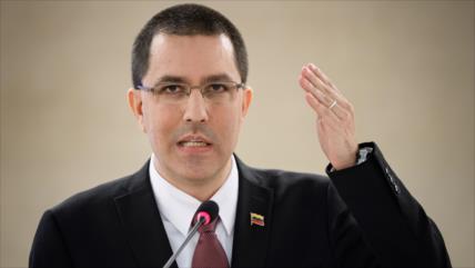 Arreaza denuncia: EEUU agrede al pueblo venezolano con sanciones