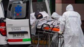 Hay mucha diferencia entre cifras de muertes por COVID-19 en Chile
