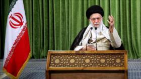 """Líder de Irán llama a unidad para confrontar al """"más malvado"""" EEUU"""