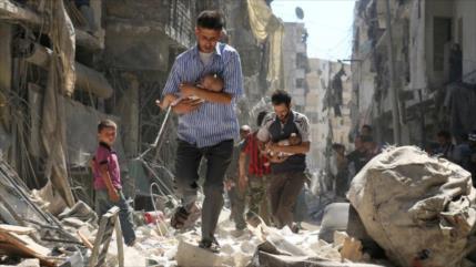 """Informe denuncia """"devastadoras"""" acciones de EEUU en Irak y Siria"""