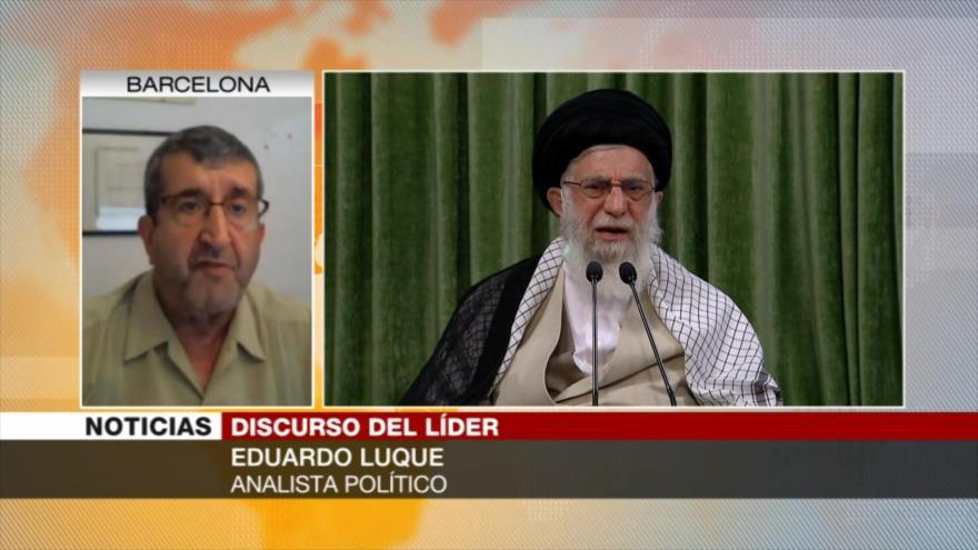 Luque: Enemigos de Irán, con sanciones, cosecharán fracaso