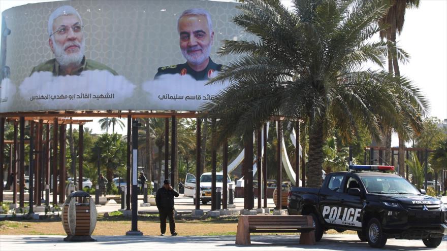 Piden en Irak arresto de Trump por asesinato del general Soleimani | HISPANTV