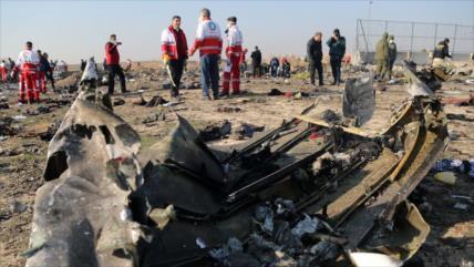 Irán: Error de ajuste en un radar causó el derribo de avión ucraniano