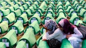 Genocidio de Srebrenica nunca debe repetirse en el mundo