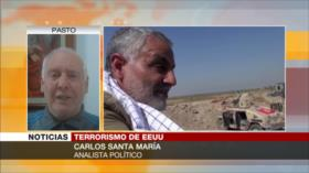 Santa María: Trump debe ser enjuiciado por asesinato de Soleimani