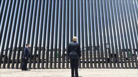 Trump: El muro fronterizo avanzará 700 km durante el 2020