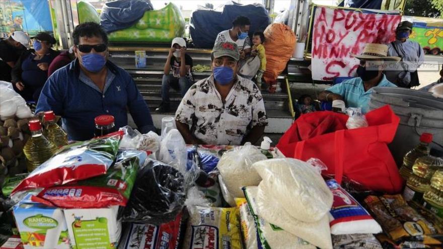 BM: Latinoamérica sufre su peor crisis en 120 años por COVID-19