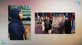 Más allá de la imagen: La manifestación de la cultura iraní en la alfombra II