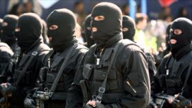 Irán detiene a varios espías afines a países extranjeros