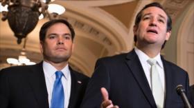 China toma represalia y sanciona a Marco Rubio y Ted Cruz
