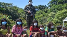 """Vídeo: COVID-19 y """"genocidio autorizado"""" de indígenas en Brasil"""